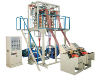 GY-CM PE Heat Shrink Film Blowing Machine