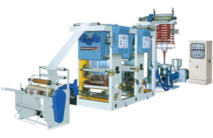 GY-CY Film Blowing Printing Line