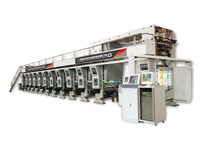 GY-AY Computer Automatic Chromatically Gravure Printing Machine