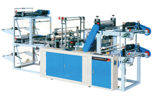 GY-ZD-DD Computer Bag Maker (Plastic Bags Production Line)